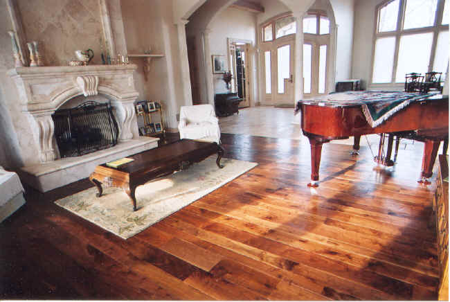 Exotic Unfinished Plank Floors Imported Unfinished Wood Floor